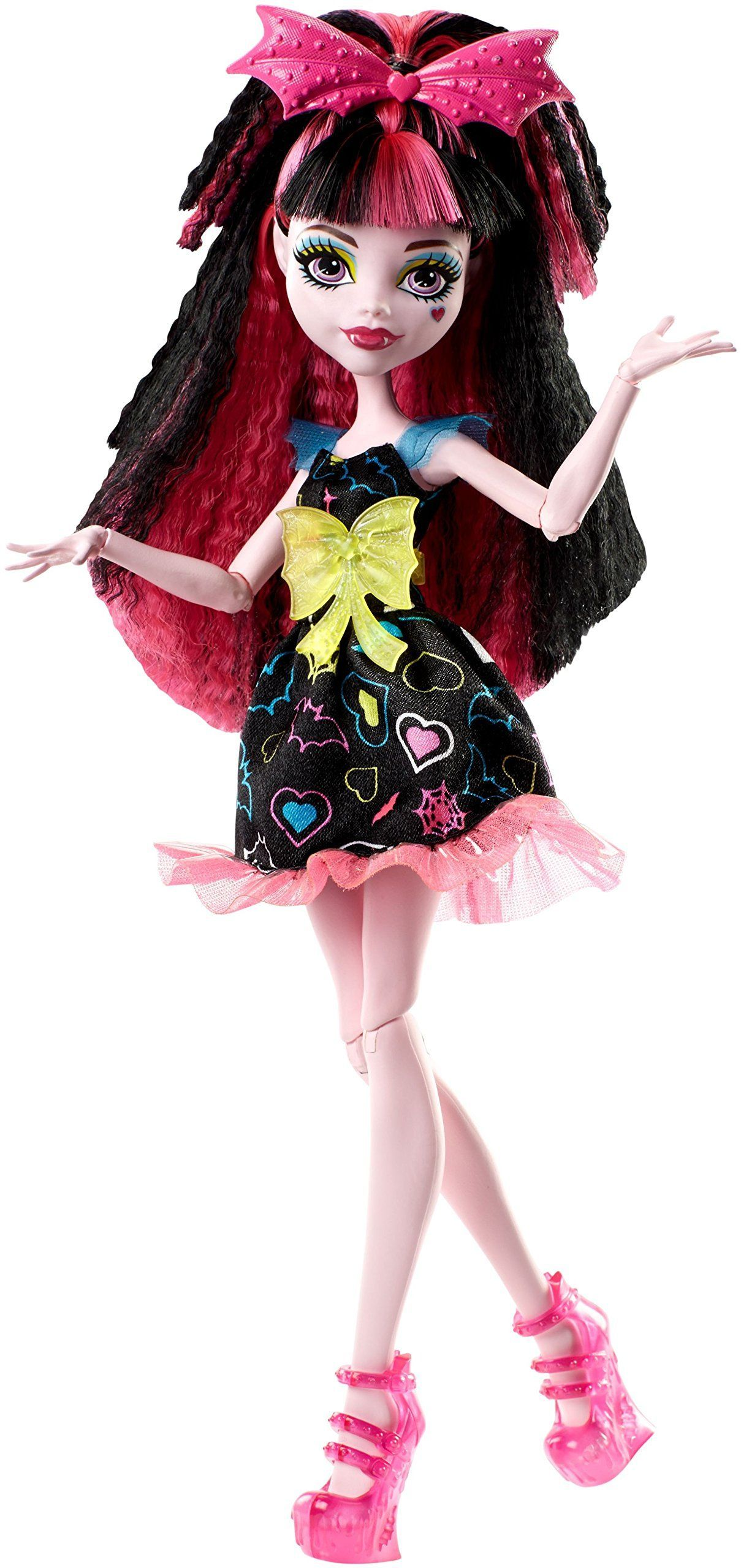 Luxury Monster High Hair Color