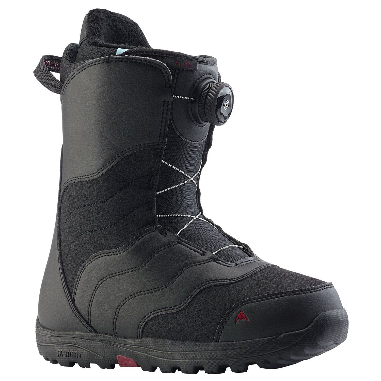 Women's Burton Mint Boa Snowboard Boots 2019