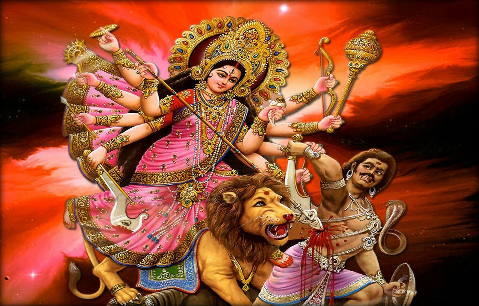 Download Latest Maa Durga 4k Images Images Pictures Desktop And