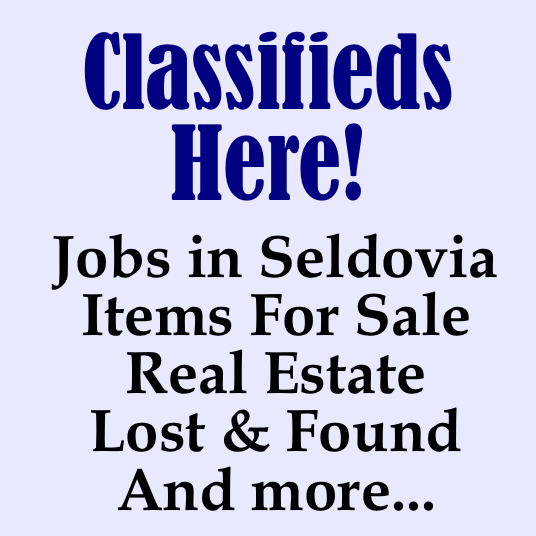 Check out the Classifieds on Seldovia.com