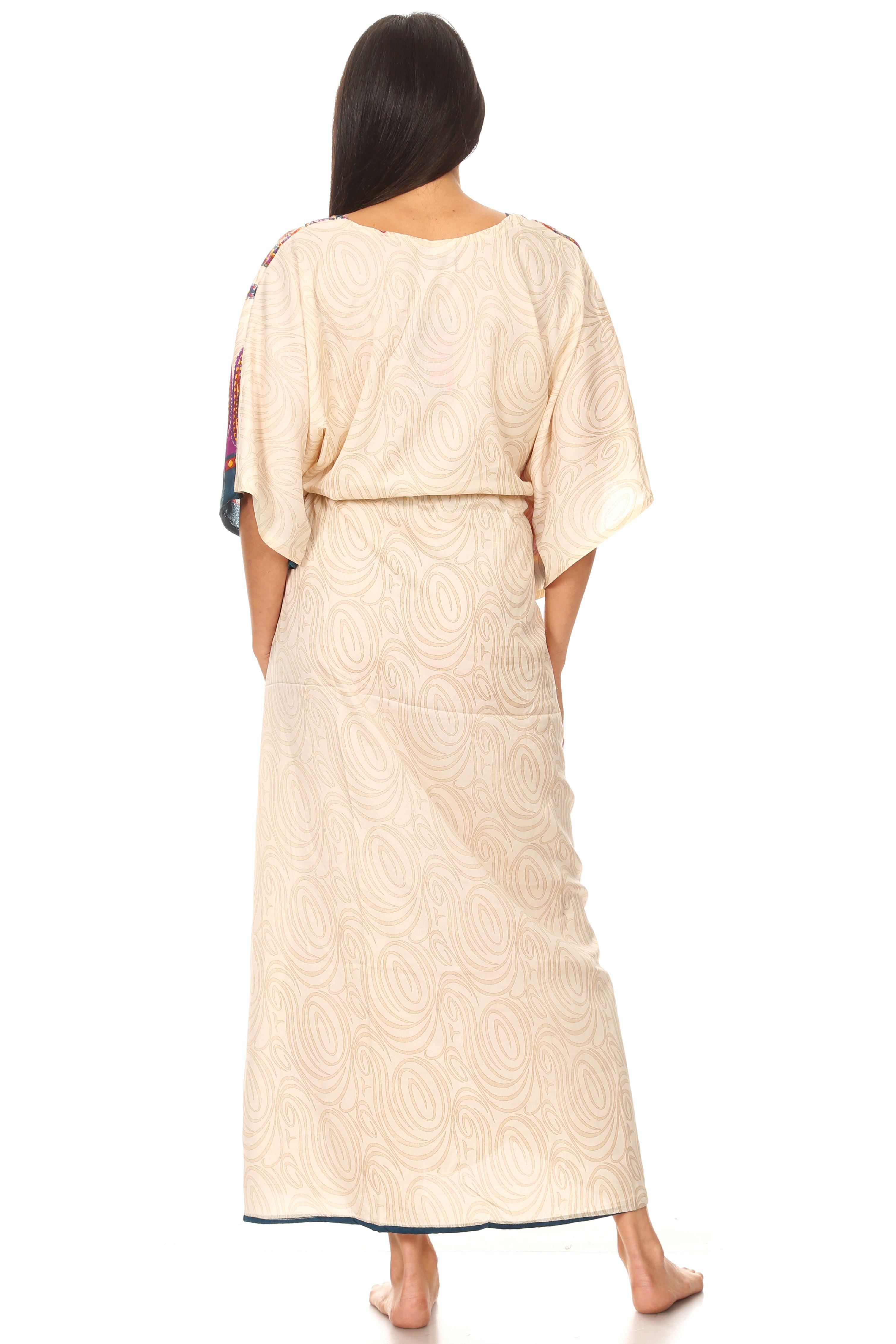Premiere Fashion Caftan Dresses For Women V Neck Long Kaftan Cover Up Summer Maxi Dress Walmart Com Summer Maxi Dress Maxi Dresses Summer Casual Vintage Maxi Dress [ 4524 x 3016 Pixel ]
