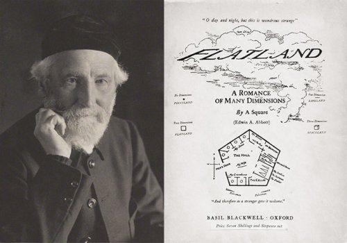 Le livre Flatland, un bel exemple d'innovation dans l'édition
