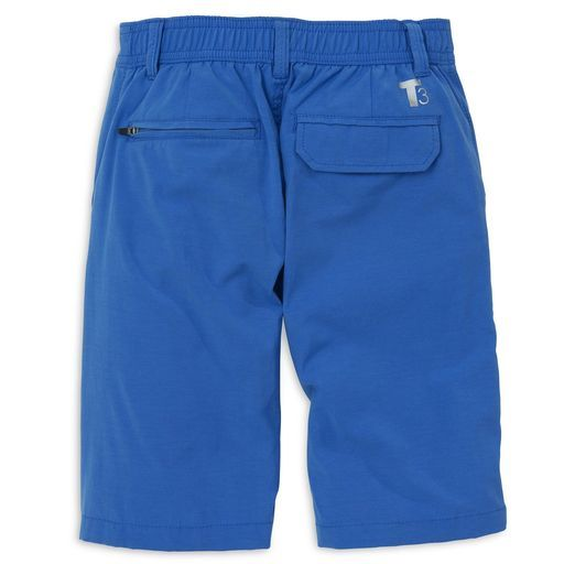 Southern Tide, Boys Tide To Trail Shorts, Royal Blue, Small