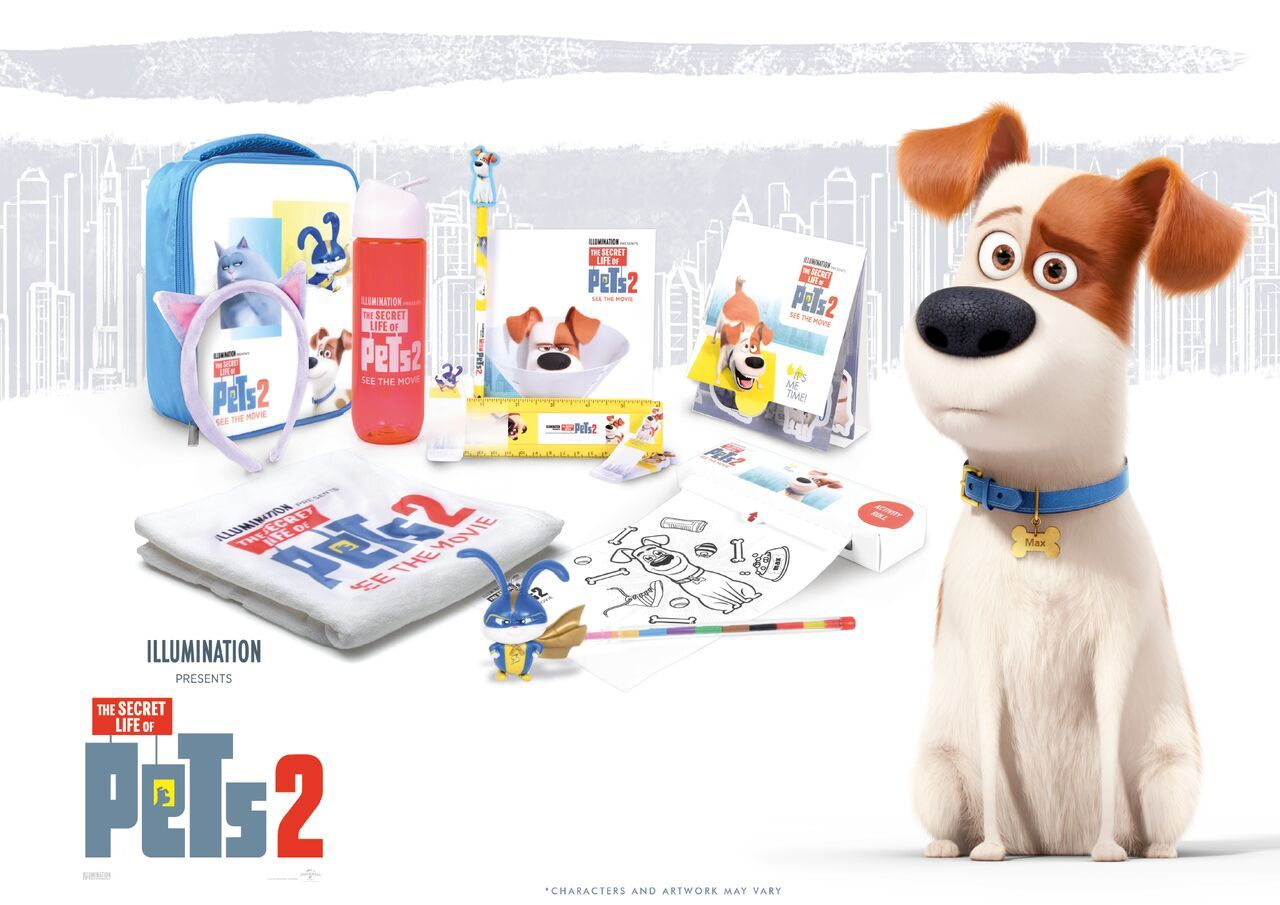 Enter For A Chance To Win A Prize Pack For The Secret Life Of Pets 2 Giveaway Image Secret Life Secret Life Of Pets Sweepstakes
