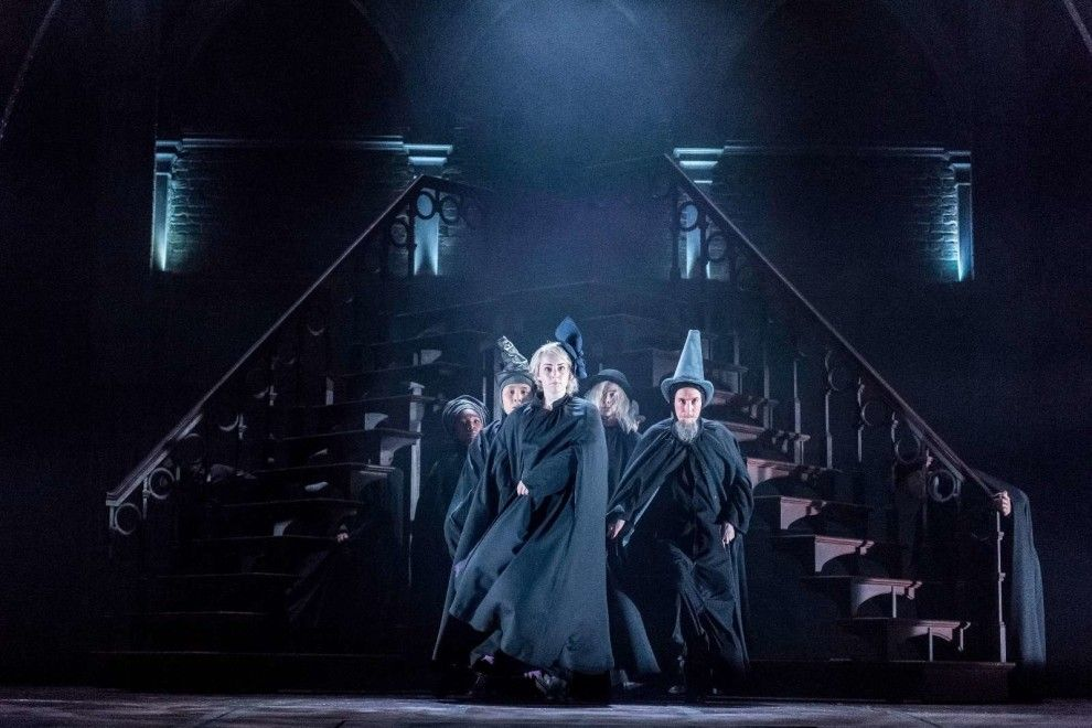 Harry Potter And The Cursed Child Photos Are Here And They Re So Magical Harry Potter Cursed Child Harry Potter Play Cursed Child