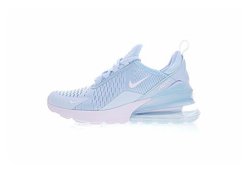 size 40 d420c e5cc9 Nike Air Max 270 sky Blu AH8050 410