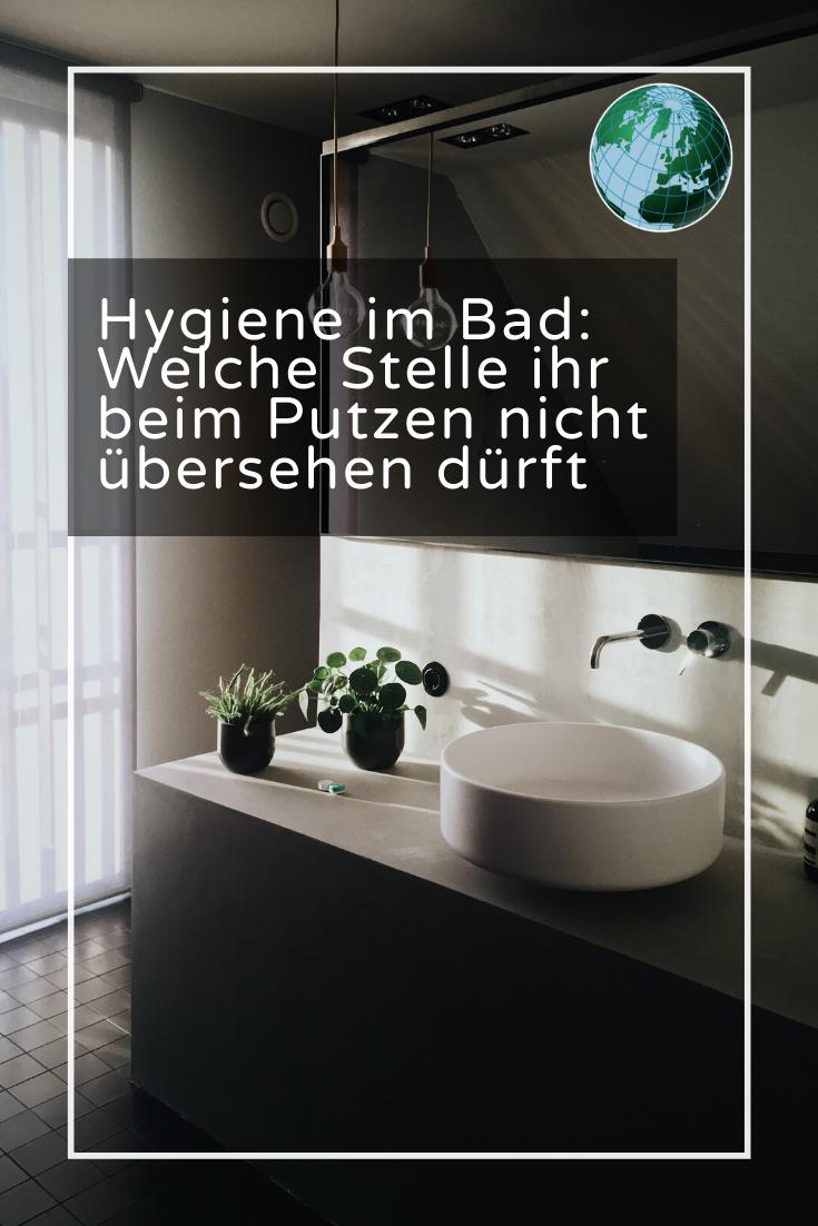 Iehhh - diese Stelle im Bad wird beim putzen oft vergessen - Video