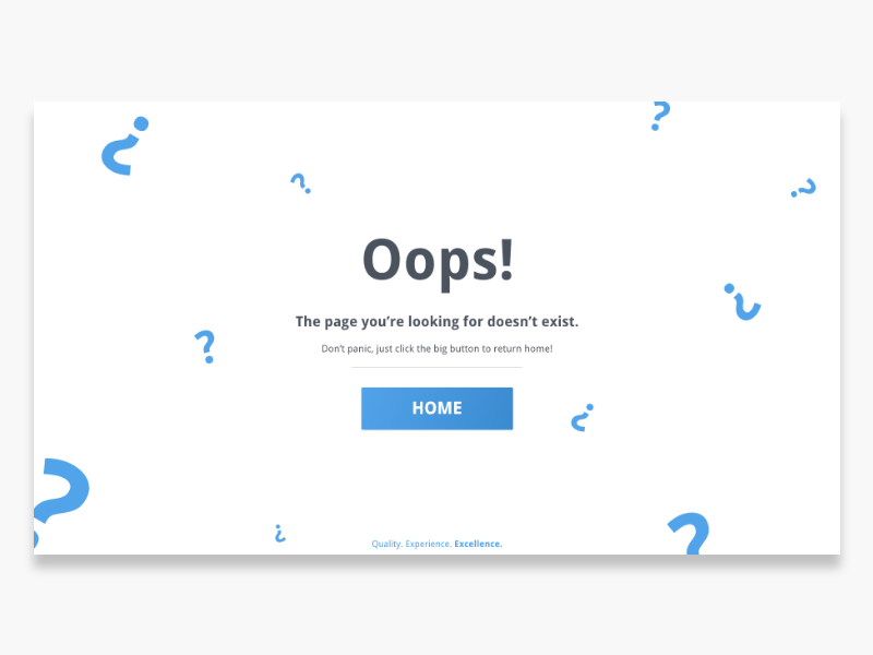 Oops 404 Page Web Design Web Design Projects Ux Design Inspiration