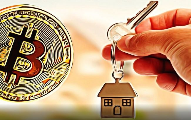 cryptocurrency buys real estate new york