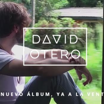David Otero, nuevo álbum.