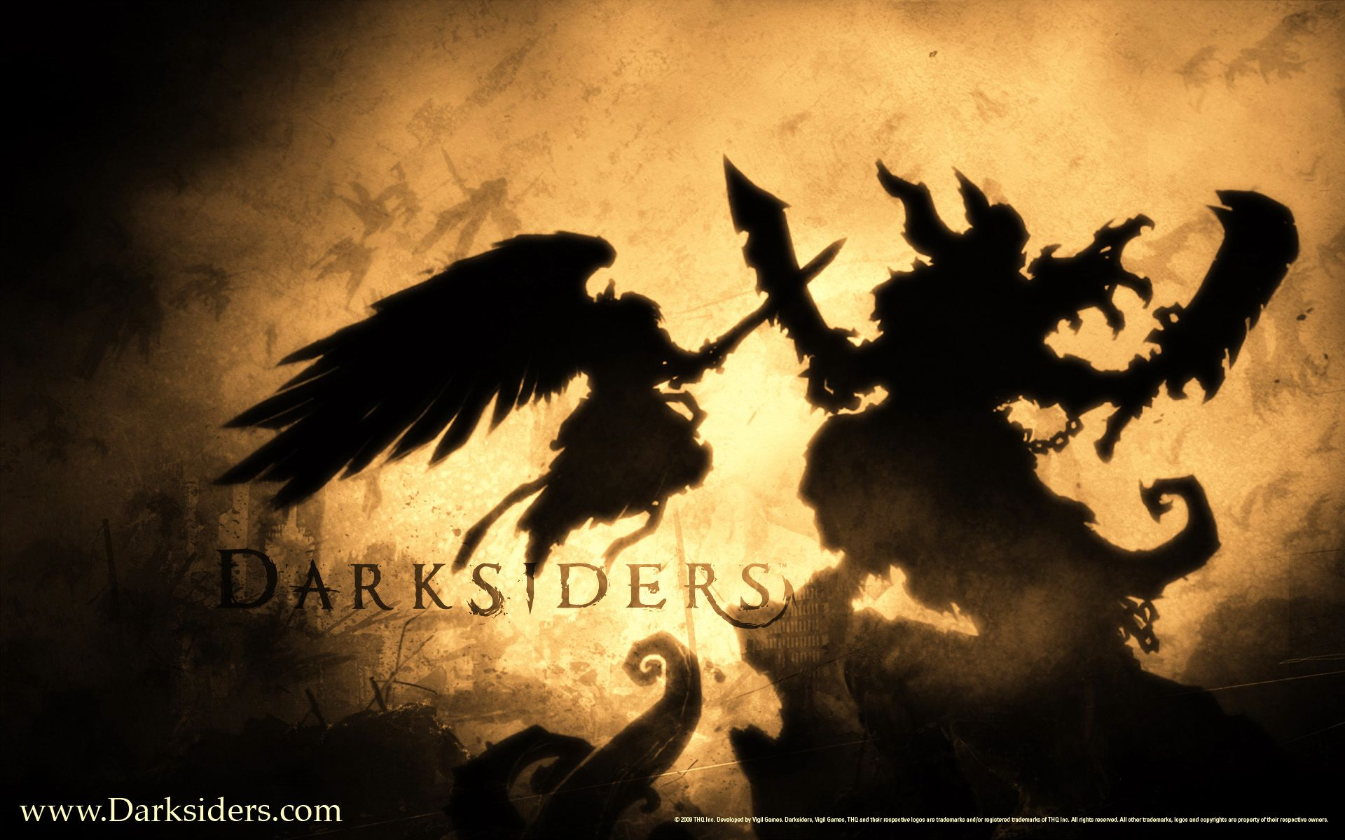 Darksiders Wallpapers CNSouP Collections