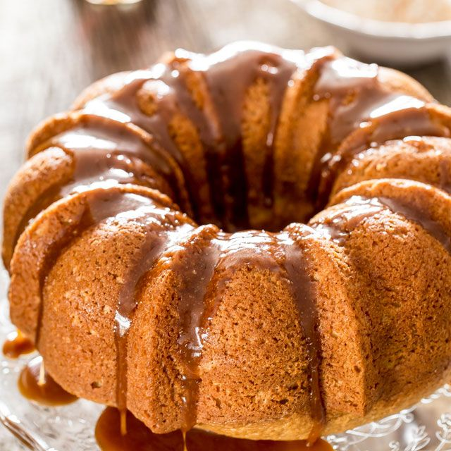 This Bermuda Rum Cake Is The Ultimate When It Comes To