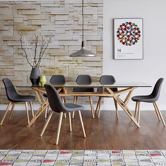 Boden Is A Beautiful Contemporary Chair Which References Mid