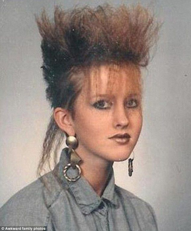 Photos Showcase Classic 80s Haircuts From The Decade Style Forgot