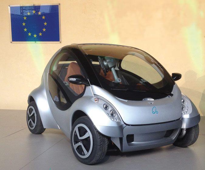 Hiriko Mon Amour The Architect S Newspaper Best Electric Car Futuristic Cars Tiny Cars