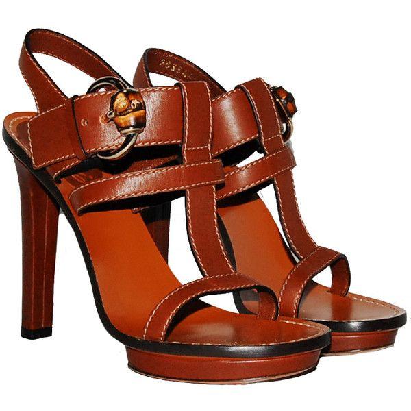 Gucci Bamboo Sandal   Gucci bamboo