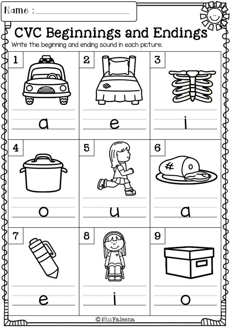 e1d89d6bfb23ffab838d617920a32e28 - Free Morning Work For Kindergarten