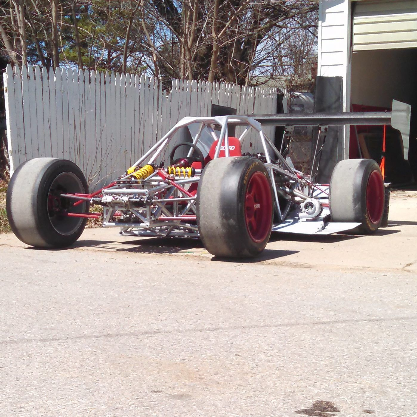 Twin Turbo V8 Ed Single Seat Go Kart Built By Lovefab Inc Promoted The Fab Forums