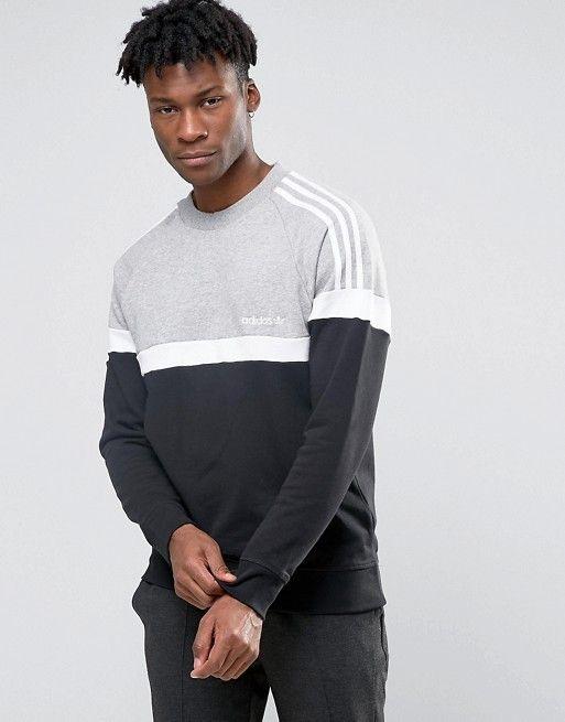 adidas Originals | adidas Originals Itasca Crew Sweatshirt