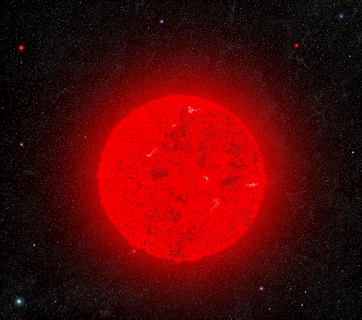 Estrella de carbono