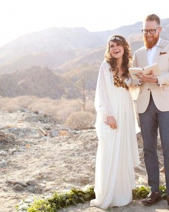 Edyta And Jared's Four-Day Celebration In Palm Springs - The Ceremony