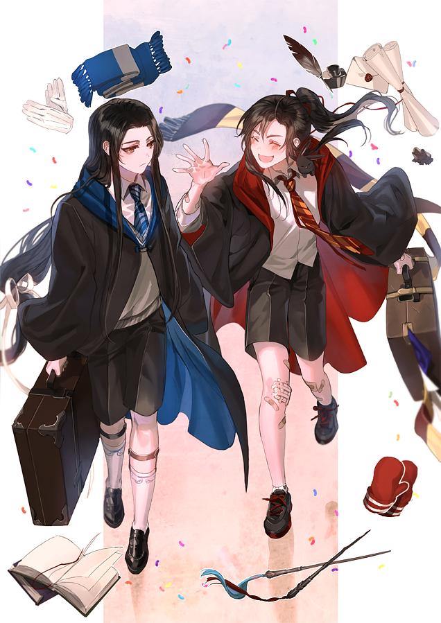 망처😷 on in 2020 Harry potter anime, Anime characters