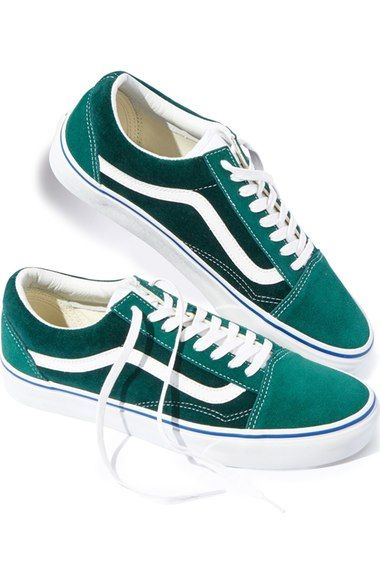 82739d37181ec8 VANS  Old Skool  Velvet Sneaker (Men).  vans  shoes
