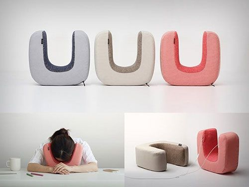 oreiller orthobone Larevuedudesign Ryosuke Fukusada design designer studio Kyoto  oreiller orthobone
