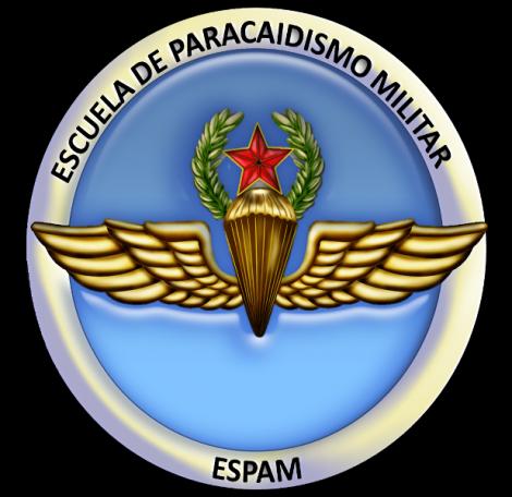 Escuela de Paracaidismo Militar | INSIGNIAS MILITARES DE COLOMBIA ...