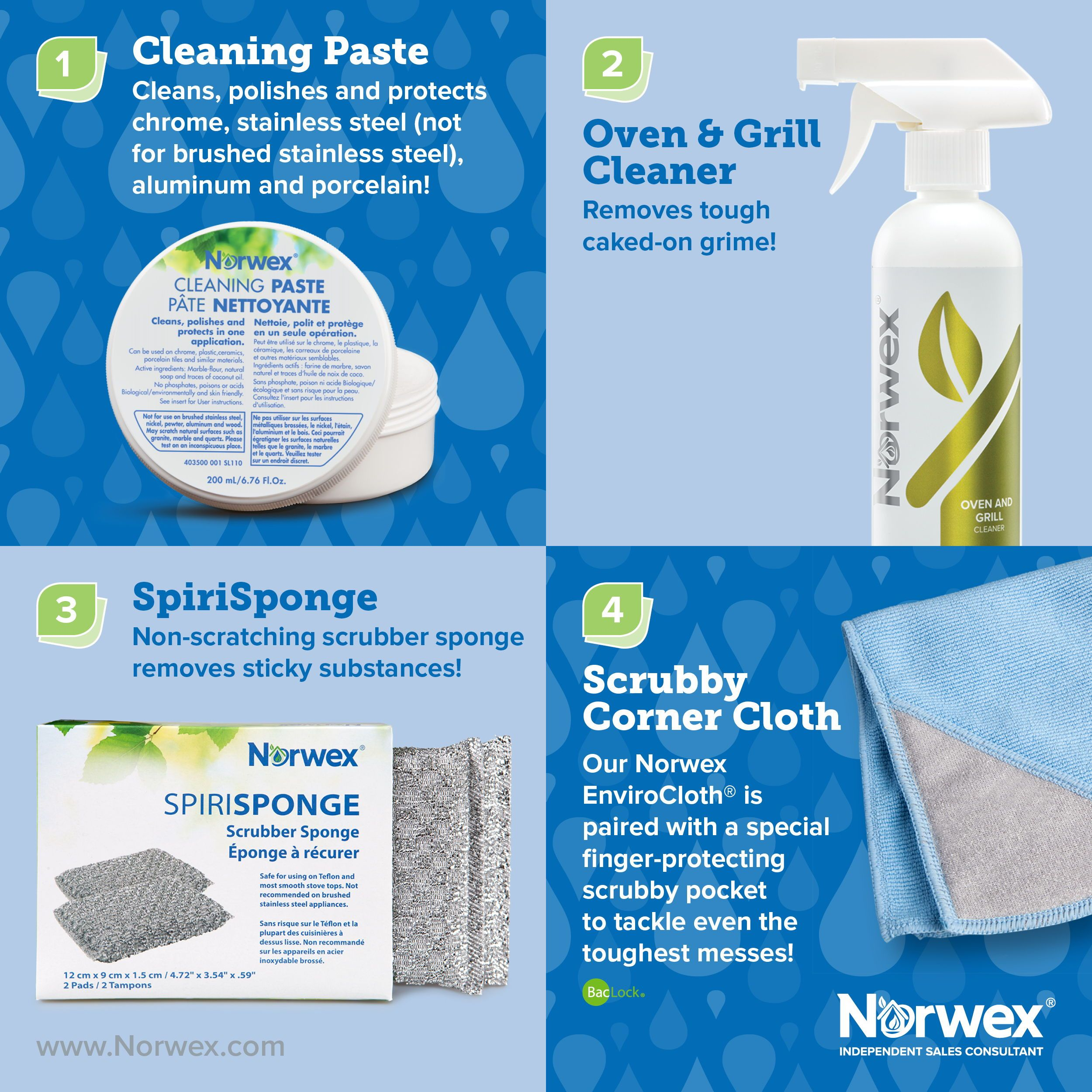 Facebook Party Images | Norwex | Norwex cleaning, Cleaning
