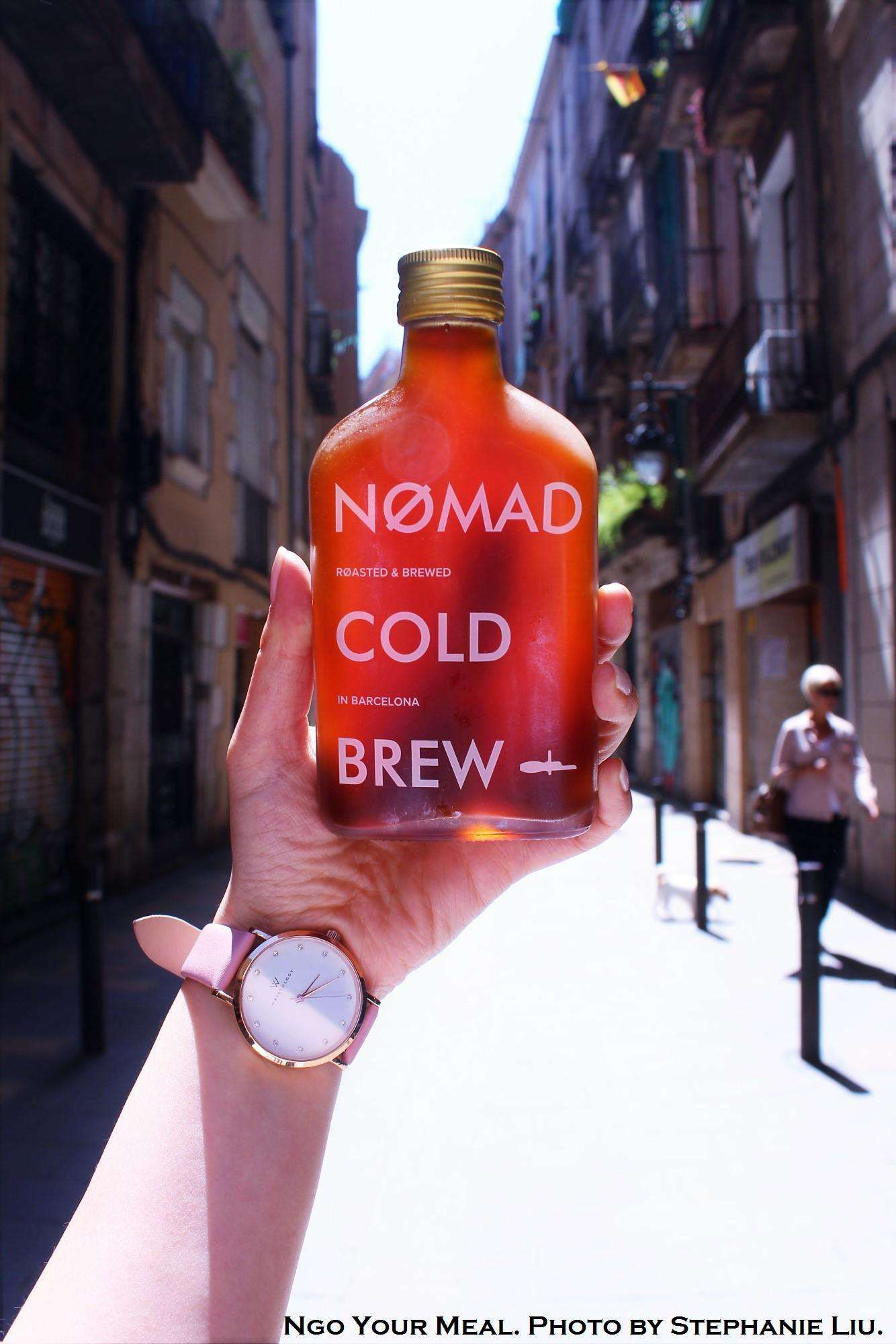 Nømad Coffee Recharge and Refuel