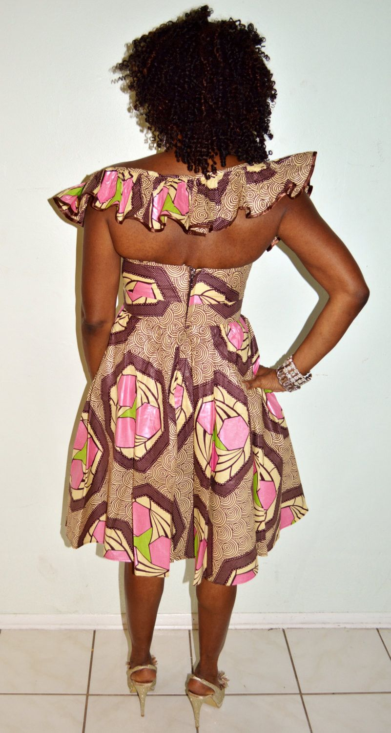 Ankara print cocktail dresss all about sexy structure in this ankara print cocktail dresss all about sexy structure in this slimming cocktail dress this short strapless dress is the perfect little dress w ombrellifo Images