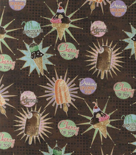 Novelty Quilt FabricSummer Treats & Novelty Fabric at