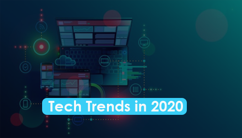 Tech Trends In 2020 Tech Trends Technology Industry Technology