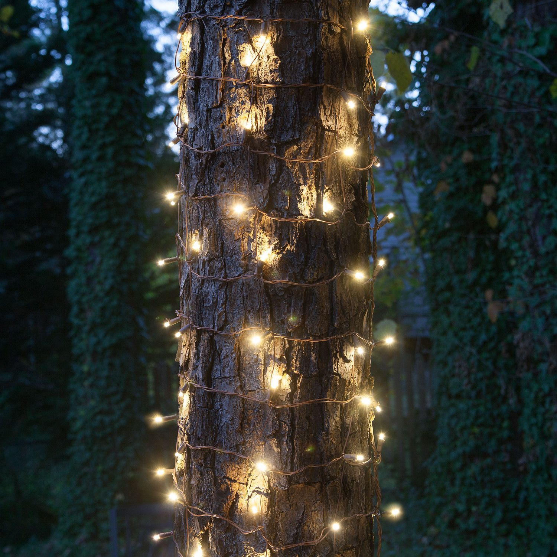 100 Led Christmas Trunk Net Light In 2020 Christmas Lights Christmas Light Installation Holiday Lights