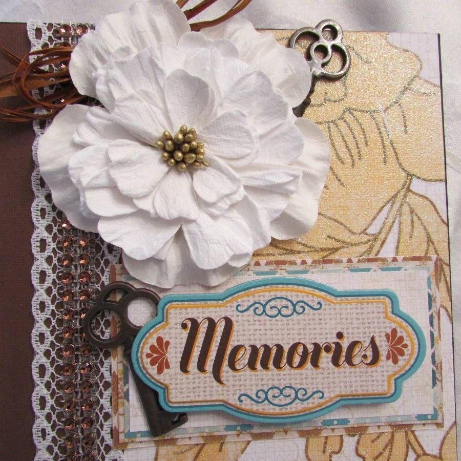 How to scrapbook memories - Tphh Handmade Chipboard Scrapbook Mini Album Memories Mme Swak