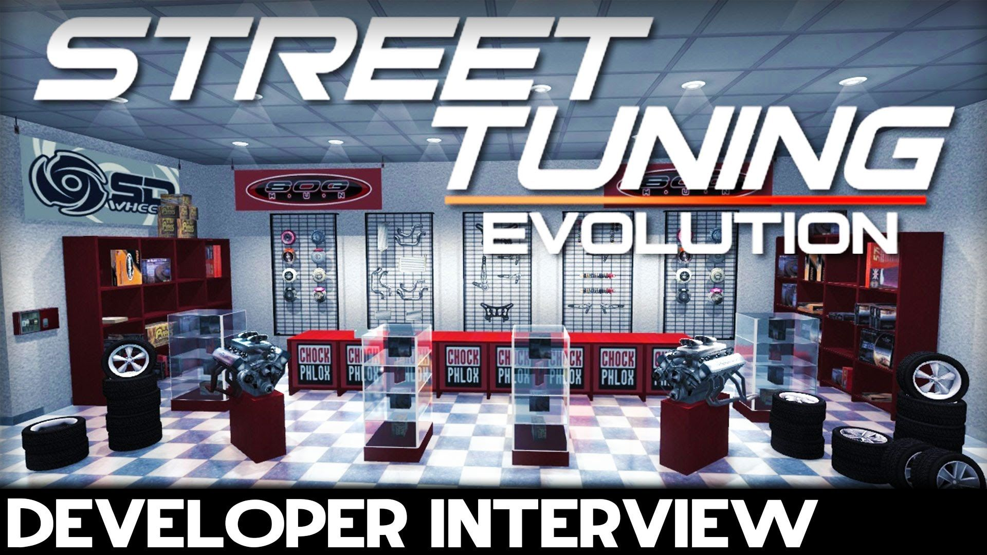street tuning evolution developer