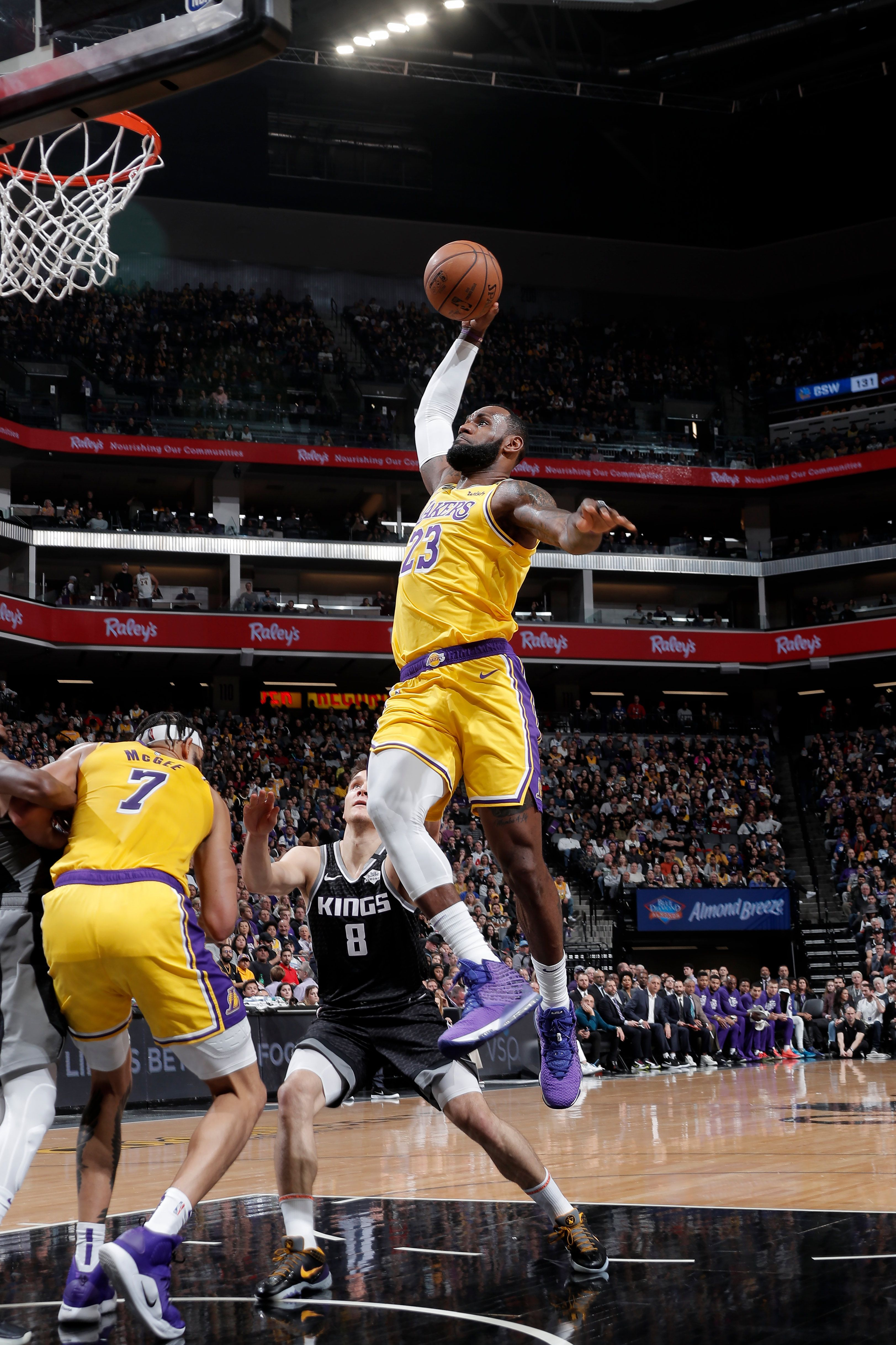 Photos Lakers vs Kings (02/01/2020) Los Angeles Lakers