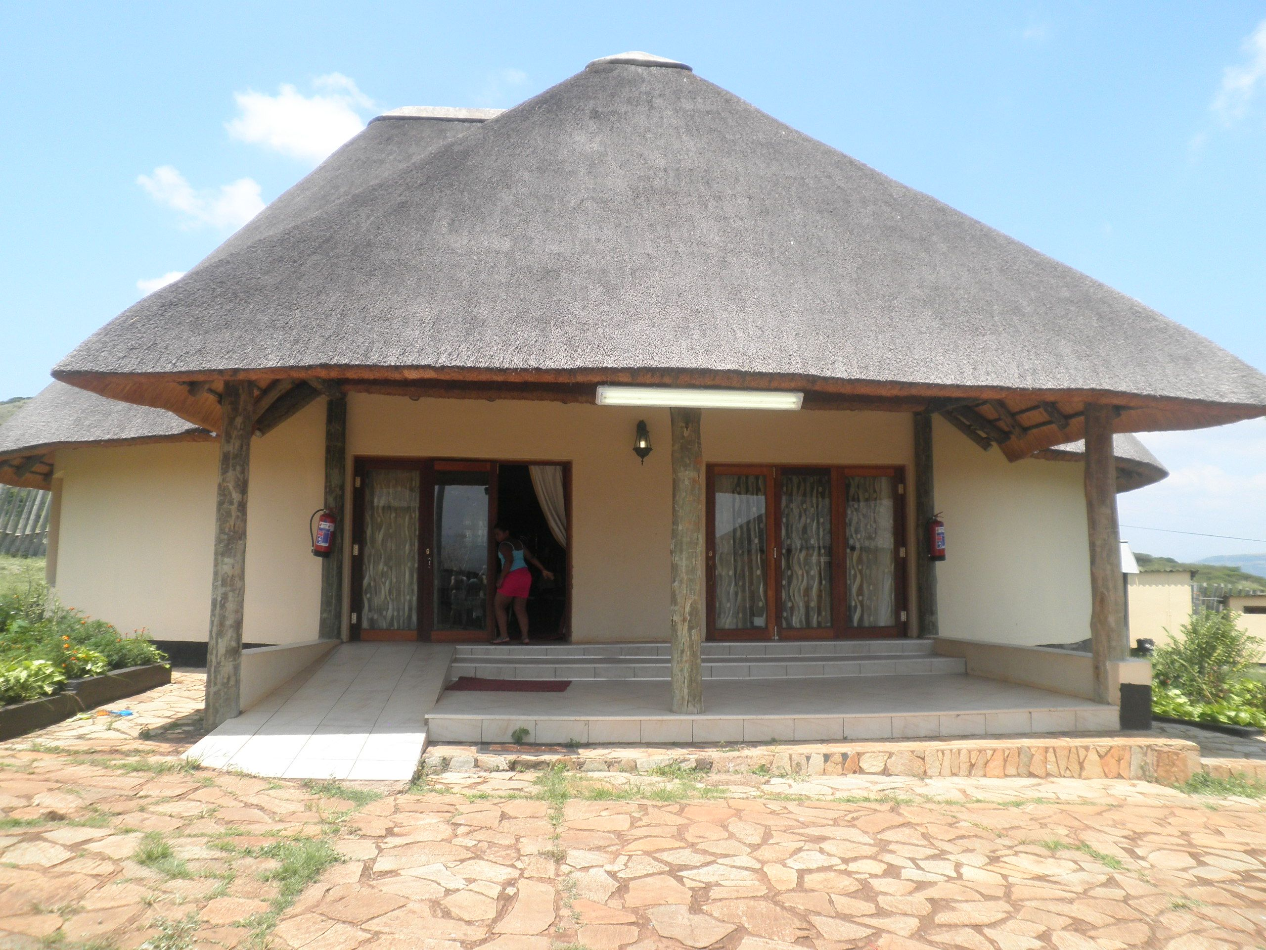 Rondavel House Plans