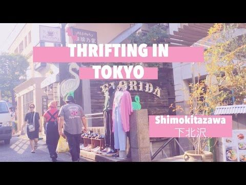 cbb73a7686e00 BEST THRIFT STORES IN TOKYO - YouTube