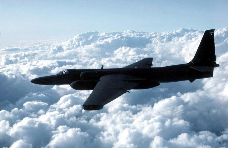 U 2 Legendario avión espía