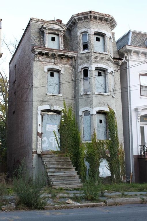 City Of Newburgh Abandoned Homes