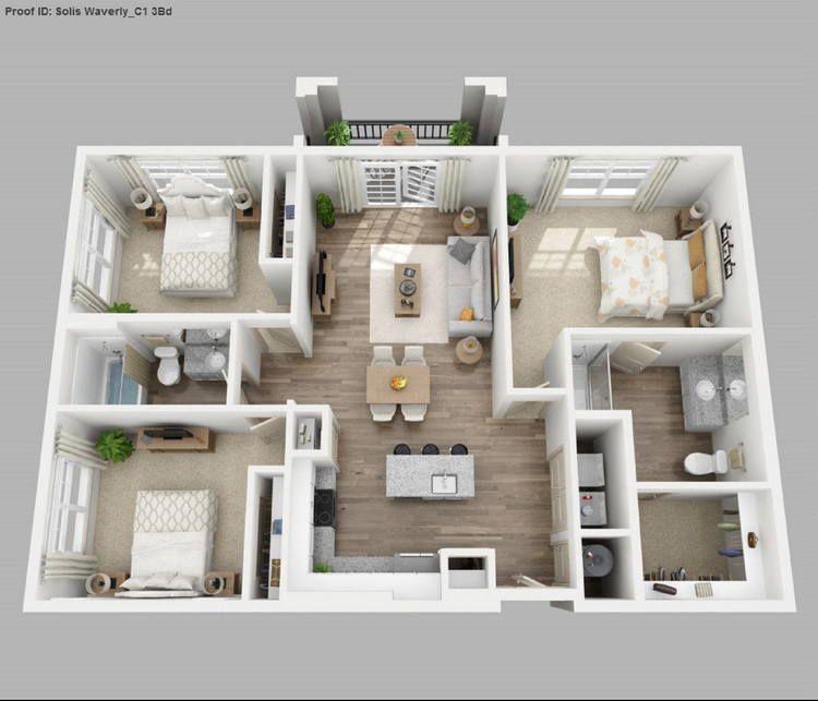 Tips Untuk Desain Rumah 3 Kamar Yang Nyaman Check More At Https Space Made Com 834 Desain Rumah 3 Kamar Desain Rumah Rumah Denah Rumah