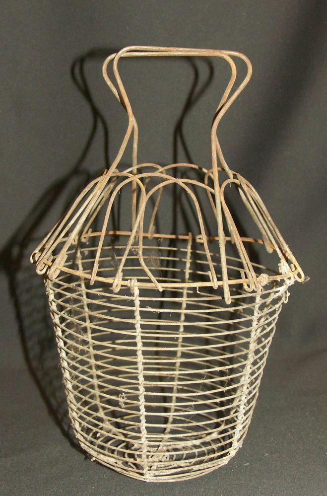 1930 joli petit panier salade ancien metal tress 30cm diam tre 17cm gouttoir basket. Black Bedroom Furniture Sets. Home Design Ideas