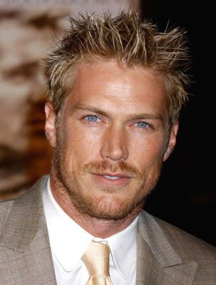 Pretty Mens Men Blonde Hair Jason Lewis