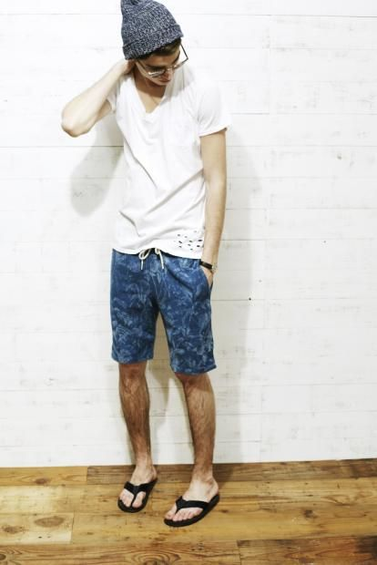 Ron Herman Mens Lookbook SS14