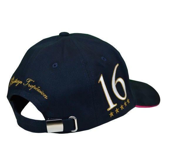 la marque sport chic ARISTOW dévoile sa casquette sport chic haut de gamme!! af74fe429c83