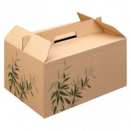 bo te repas emporter carton feel green x100 boite repas emballages alimentaires et emballage. Black Bedroom Furniture Sets. Home Design Ideas