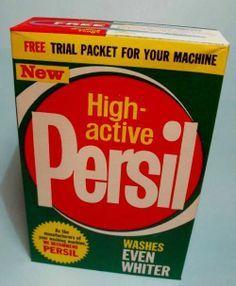 1960 S Persil Washing Powder