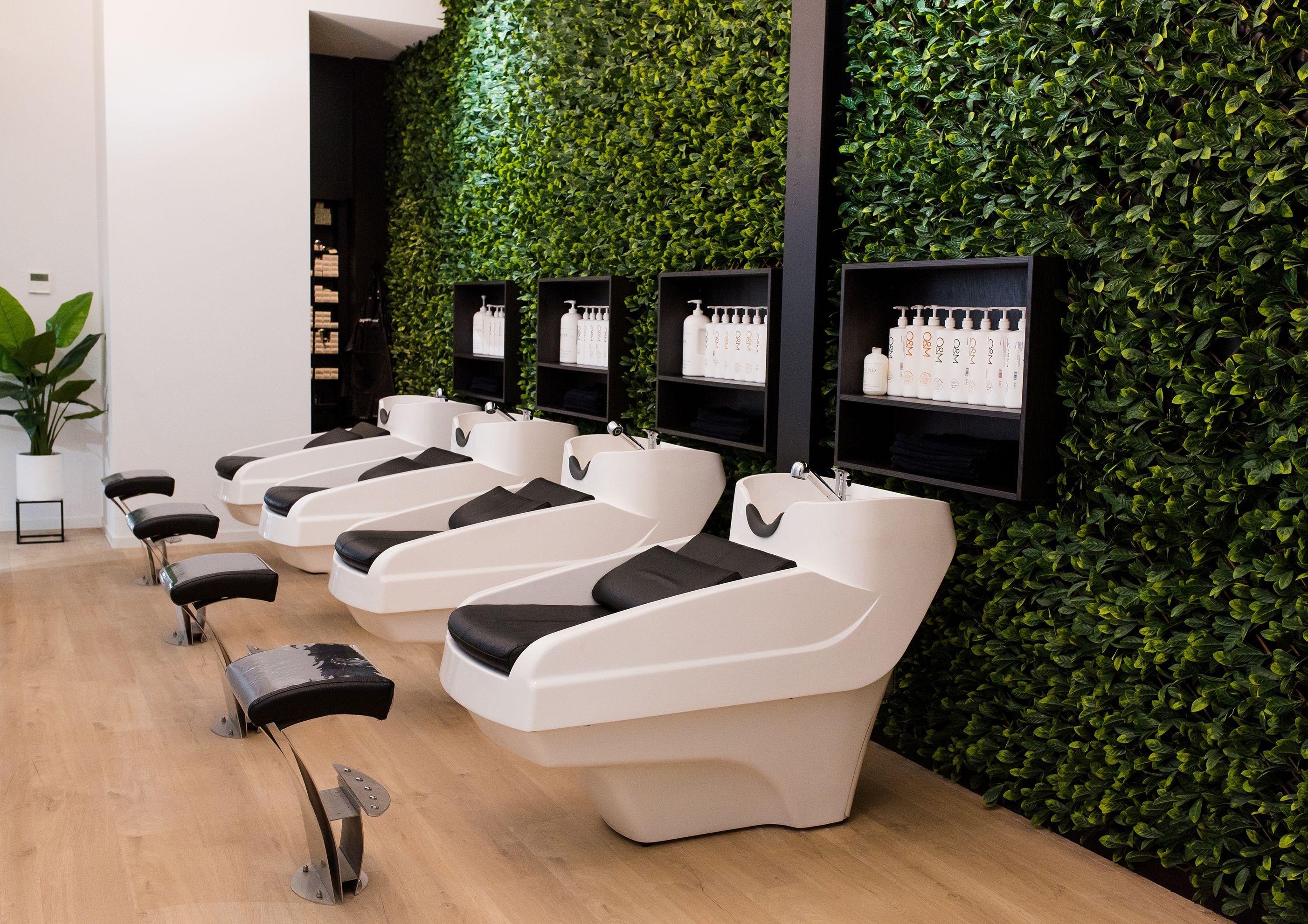 salon ideas beauty, salon reception, beauty salon design